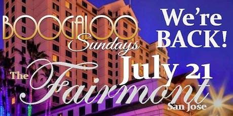 Latin Heat Live Salsa at the Fairmont Hotel San Jose! tickets