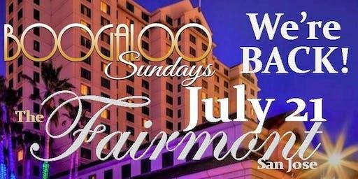 Latin Heat Live Salsa at the Fairmont Hotel San Jose!