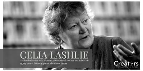 Celia Lashlie - The movie tickets