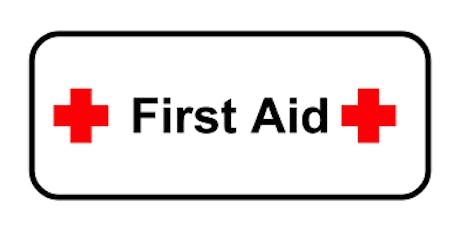 Provide First Aid - October tickets