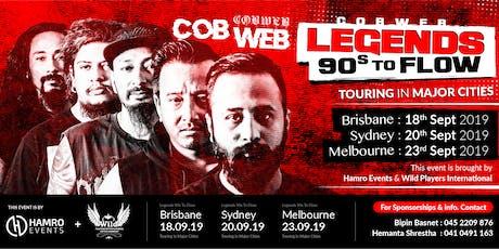 Legend 90s To Flow tickets