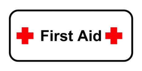 Provide First Aid - September tickets