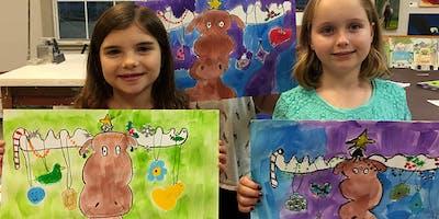 Fun Art Fridays for Girls
