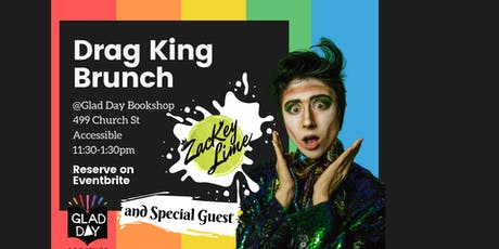 Drag King Brunch at Glad Day tickets