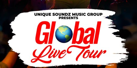 Global Live Showcase Tour (Jacksonville FL) tickets