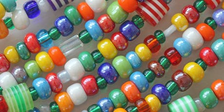 Make and Create: Bead and pin bracelet tickets