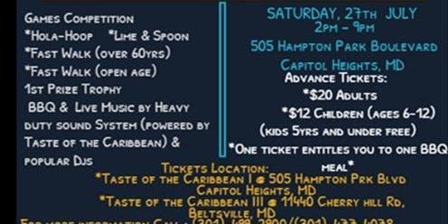 Taste of the Caribbean Family Funday