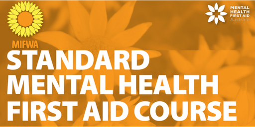 Standard Mental Health first Aid - Midland