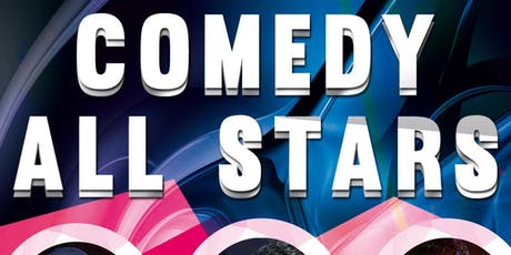 Stand Up Comedy ( Comedy All Stars ) Montreal Comedy tickets