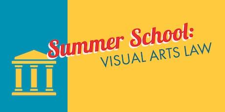 Summer School: Visual Arts Law at Will's Pub tickets