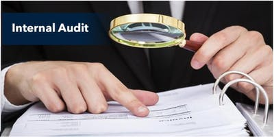 Internal Audit Basic Training for Insurance Underwriters - Irvine, CA - Yellow Book, CIA & CPA CPE