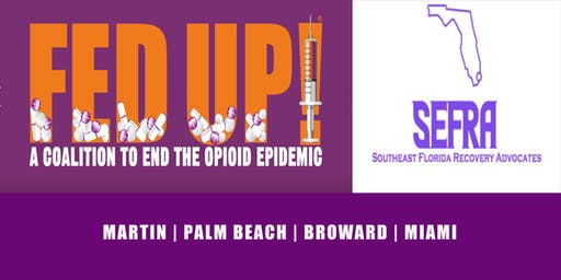 Southeast Florida's Local FedUP! Rally 2019 (Martin|Palm Beach|Broward|Miami)