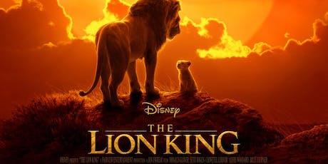 Lion King Movie for Bunbury Tokyo Talent Tour Students tickets