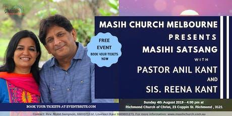 Masihi Satsang tickets