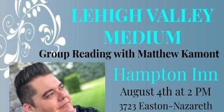 Spiritual Reading with the Lehigh Valley Medium