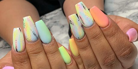 Nail Art with @scarlettsnails tickets