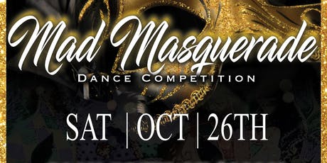 Mad Masquerade: Who will be the Ultimate Killer? tickets