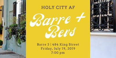 Holy City AF at Barre 3