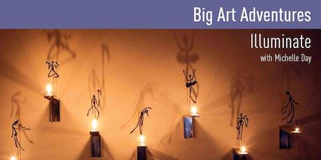 Big Art Adventures | Illuminate tickets