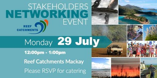 Reef Catchments Meet and Mingle 2019
