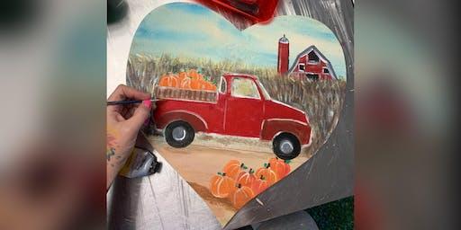 Truck: Pasadena, Bella Napoli with Artist Katie Detrich!