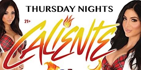 Tilted Kilt Victorville presents Caliente Latin Night's! tickets