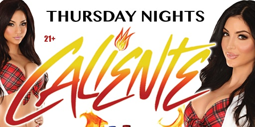 Tilted Kilt Victorville presents Caliente Latin Night's!
