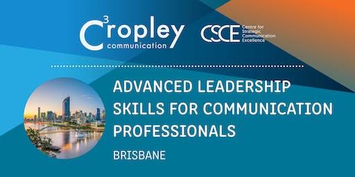 Advanced Leadership Skills for Communication Professionals
