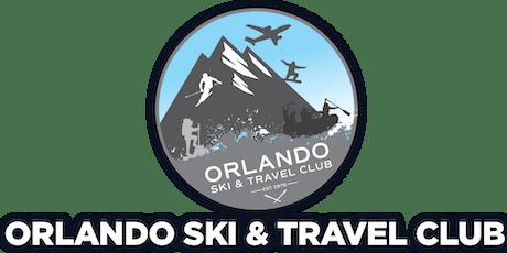 Orlando Ski and Travel Club Trip Sales Kickoff tickets