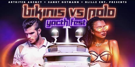 Bikini VS Polos YACHT HORNBLOWER SERNITY .HOSTED BY EXCELL & CP DA RULER tickets