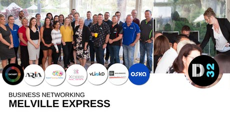 District32 Melville Express Business Networking Perth - Wed 24th July tickets