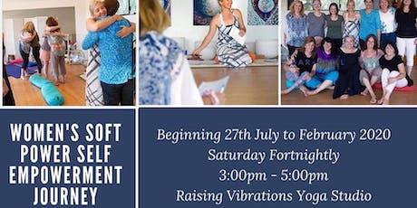 Women's Soft Power Self Empowerment Journey tickets