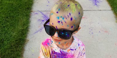 Kid Color Run