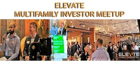 Elevate Multifamily Investor Meetup - Getting & Funding the Deal - Lunch & Learn tickets