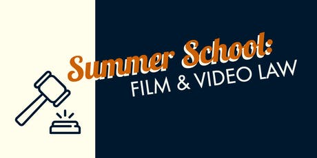 Summer School: Film & Video Law tickets