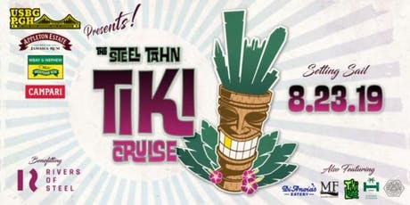 The Steel Tahn Tiki Cruise tickets