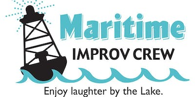 "Maritime Improv Crew- August 3 ""More Fun than a Barrel of monkeys"""