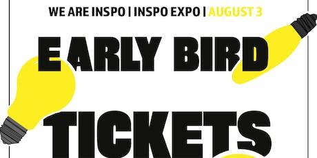 INSPO 3XPO tickets