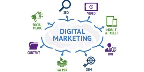 Digital Marketing Masterclass with a Finance Twist tickets