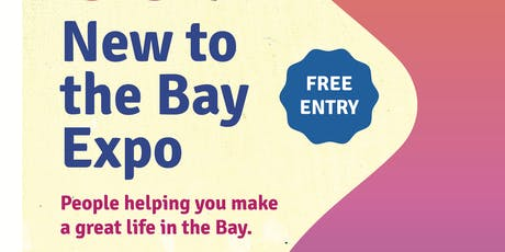 New to the Bay Expo 2019 tickets