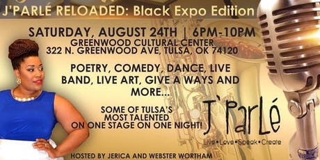 JERICA WORTHAM PRESENTS J'PARLE RELOADED: BLACK ECONOMIC EDITION tickets