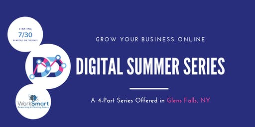 Digital Summer Series: Grow Your Business Online