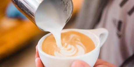 Latte Art 101 tickets