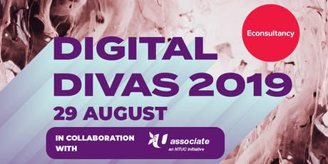 Digital Divas 2019 tickets