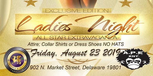Exclusive Edition Ladies Night
