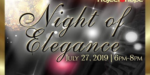 Night of Elegance 2019- FREE EVENT FOR YOUTH