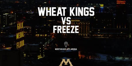 Minneapolis Wheat Kings vs Eastside Freeze tickets