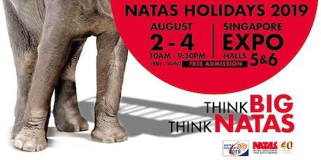 NATAS Holidays 2019 tickets