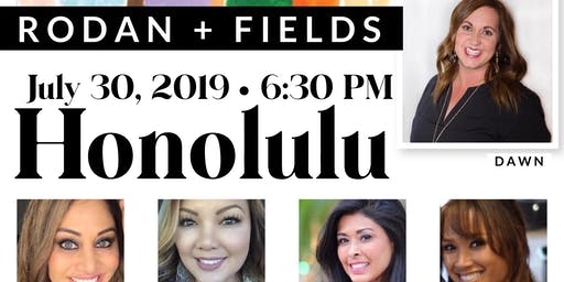 Rodan + Fields® Business Presentation Event Featuring Dawn Campbell