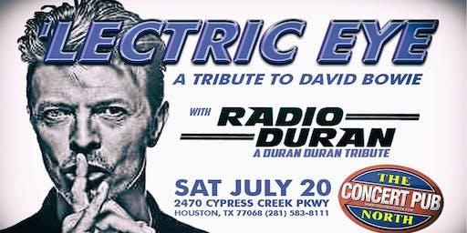 Duran Duran/David Bowie tributes